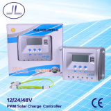 10A PWMの情報処理機能をもった太陽料金のコントローラ