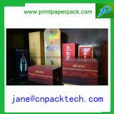 주문 서류상 선물 포도주 포장 상자