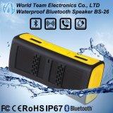 Drahtloser beweglicher mini wasserdichter Bluetooth Lautsprecher