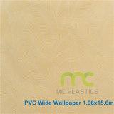 Largura gravada profunda do PVC Wallpaper/1.06/estilo coreano