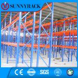 Cremalheira de aço industrial grande do armazenamento da capacidade de carga