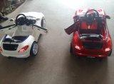 Mini automobile elettrica elettrica a quattro ruote di telecomando dell'automobile dei capretti per i capretti