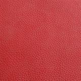 A alta qualidade gravou a tampa de couro de Carseat das sapatas da mobília das bolsas da grão do Litchi (FS703)