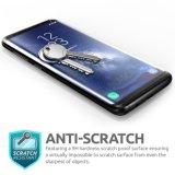 SamsungギャラクシーS8のための優れた端に端の全中継の緩和されたガラススクリーンの保護装置と