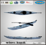 5.1m Single Speed ​​Sit in Ocean Touring Canoe Kayak