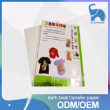 High Qualituy Wholesale T-Shirt Papel de transferência para tinta pigmentada