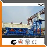 Cadena de producción del cemento planta de procesamiento por lotes por lotes concreta para la venta