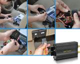 Ouvrir le traqueur du véhicule GPS de protocole avec le système de contrôle GPS103b d'essence
