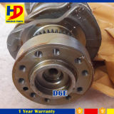 Kurbelwelle der Dieselmotor-Zus-D6e mit gutem, Technologie bildend