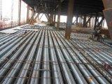 鋼鉄構築のための電流を通された床のDeckingシート