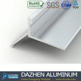 Profil en aluminium de garniture de tuile de vente directe d'usine