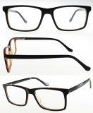 Vierecks-Qualitäts-Azetat-Aktien Eyewear optischer Rahmen