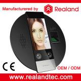 Het biometrische Systeem van de Opkomst van de Tijd van de Vingerafdruk van het Gezicht met Vrije Software