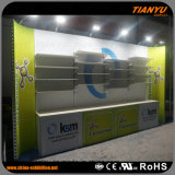 Cabina de aluminio de la estructura del soporte del sistema de la feria profesional de encargo