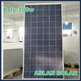 Панель солнечных батарей 300W профессиональной солнечной цены по прейскуранту завода-изготовителя продуктов фотовольтайческая