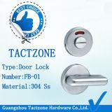 熱い工場現代洗面所の区分のアクセサリの精密鋳造のドアロック
