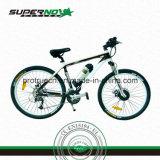 Bicicleta elétrica do motor médio