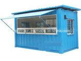 Nuevos barra del tipo prefabricado móvil conveniente de la alta calidad/prefabricado café/