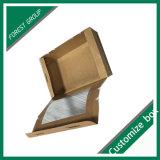 Картонная коробка напечатанная таможней для еды салата
