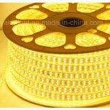 高い内腔SMD5050/5730 RGB 12V 220V LEDの滑走路端燈3000k 60LEDs/Mの屋外の下のカウンターLEDの滑走路端燈