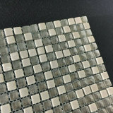 Mattonelle di mosaico di vetro piene del corpo 10*10mm di Classicial per la decorazione
