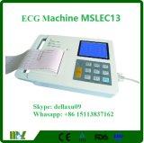 Bon marché 3 machine de la Manche ECG/EKG (MSLEC13-A)