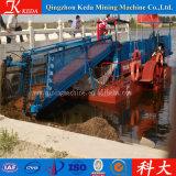 De Scherpe Baggermachine van het Onkruid van het Water van Guaranted van de Kwaliteit van het Ontwerp van de douane