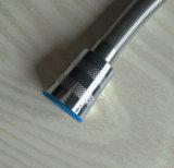 Les embouts de durites d'acier inoxydable (douche)