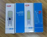 Bulbo bajo de G9 LED para el reemplazo del halógeno
