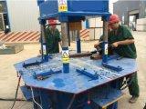 Dy-150t Straßenbetoniermaschine-Block, der Maschine konkrete Ziegelstein-Maschine herstellt