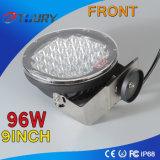 96W LED fahrendes Licht-Arbeits-Auto-heller Punkt nicht für den Straßenverkehr 4WD