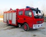 Camion dei vigili del fuoco, camion di lotta antincendio, veicolo di lotta antincendio