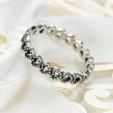 Mulheres Anéis de ouro branco Jóias Sterns Wedding Rings