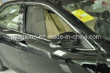 Side Camry Car Sunshade, Mesh Fabric Aço Wire Framed Sunshade
