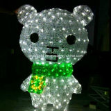 Diodo emissor de luz presente com lanterna Frango à prova d'água alta para crianças