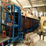 De Schuimende Machine van het polyurethaan in Successie