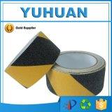 Nastro adesivo antiscorrimento giallo nero della pinsa di Eonbon