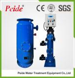 Système automatique industriel de nettoyage de tube pour des condensateurs