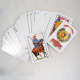 50 карточек /Naipes карточек испанских бумажных играя