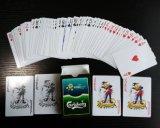 Tarjetas que juegan del póker de la cerveza de Carlsberg para la taza euro