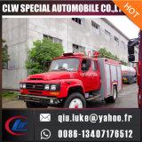 Dongfeng 4*2 сушит пожарную машину порошка
