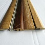 Redutor de madeira do revestimento dos acessórios do revestimento com perfil diferente