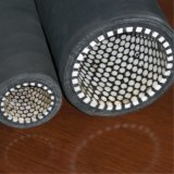 Prolungare il tubo flessibile di gomma flessibile di ceramica dell'allumina di tempo di impiego