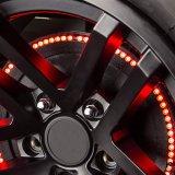 Runde Lampe des EndJ273, LED-Bremsen-Licht-Sitze für JeepWrangler Jk 07-17