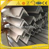 Profilo d'angolo di alluminio del rivestimento della polvere della lega di alluminio di 6063 serie T5