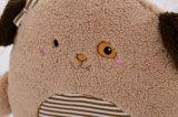 Neues Großhandelsmodell 3 in 1 nette Karikatur-Tierflanell-Zudecke-Baby-Zudecke mit Plüsch-Spielzeug Ca-01871