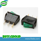 Posicione o Rotary Switch Position Rotary DIP Switch