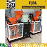 Manuelle Ziegeleimaschine-Verkäufe des Schlamm-Fd1-25 in Oman