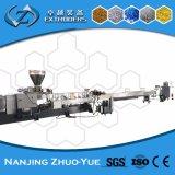 Alta qualità di Nanjing Zhuoyue che ricicla macchina di plastica dell'estrusore a vite gemellare