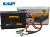 C.C. 12V de Suoer 500W al inversor solar del coche de la CA 220V para el uso casero (SAA-500AS)